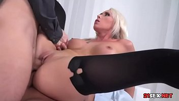 penetration moaning double Abbey brooks dp