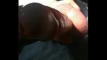 cock with a my up waking slap Hijab solo horny