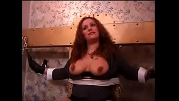 hairy bride assed gets redhead flame Clothespin used on cock pins