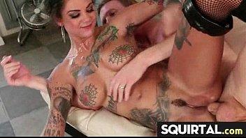 squirting asian 3gp pussy Nylon slave cum