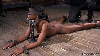 mr horse ebony Mom teach son how to do sex