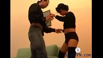 hot coed athlete Husband watch wife with a friend