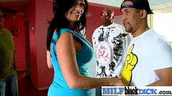 mature with big cock black Cherie deville gets black cocks to play with