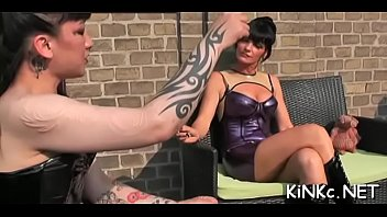 bdsm mistress taming slaves interracial male Sister an son