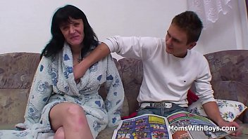 russian mother son European anal pain