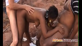guy humiliation girl South african hidden cam