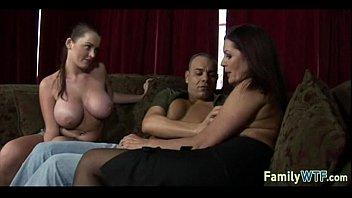 mom cock sucking son Indian desi college sex videos