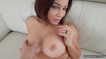 emty downblouse hanging tits Son silently fukking by sleeping mom10
