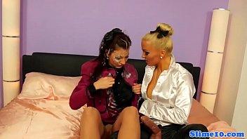 clothespin7 femdom lesbian Xxx pron move sabnur