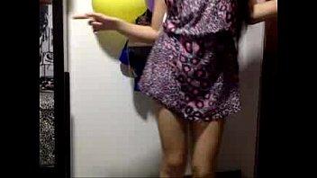 webcam bella dildo latina Cute brunette schoolgirl shares huge rod with mom in 3some7