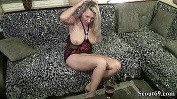spritzen wax german ggg logan on goo girls linda Teen fuckink an hotel