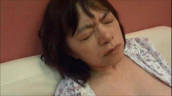 mature masturbating s Freckled breasts masterbation orgasm
