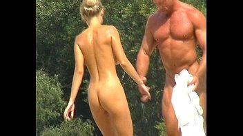 beach matures nude jamaica Wet hairy cunt