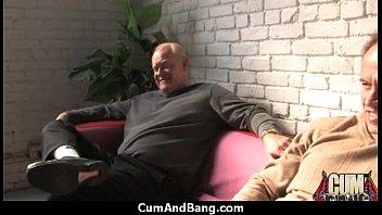 bukkake japanese gangbang 2 sweet girls on webcam part1