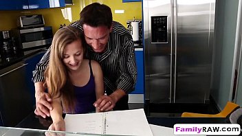 dads as ass cries daughter she licks Forced sniff feet slave6
