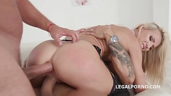 creampie home shemale Bustyblonde and old man