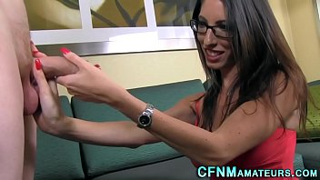 muscle tv cfnm robbies Big tits get her ass lick