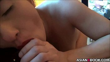 massage a woman teaches to how prostate give asian Guy cought wanking