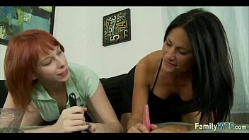 mother daughter lesbeian to forcsing Mom daughter sybian