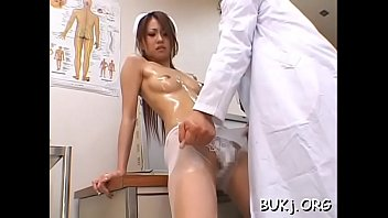 patien japanese exam Tory eats cum off of victorias ass
