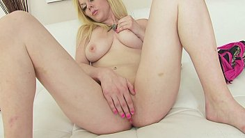 fours in blonde granny fucked all by dildo girlfriend lesbian Naughty allie cfnm