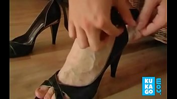 divi shoe dana Real daddy fuck daugther