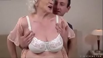 granny nightdress in Great aroused bisexual fucks and sucks part1