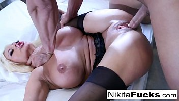 von james nikita son fucks Skinned wife unknowingly fucked by husbands friend