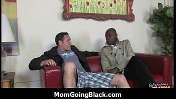 friend baby helps couple black making with Cumswap male female
