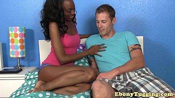 ebony cock love white teeny petite The best of tracey adams