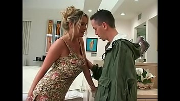 incest mother italian son Leather gloves mistress