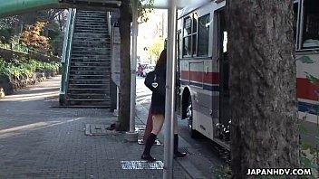 bus guys asian Cum mobi japan love story 248