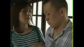 mom japanese blow Asian boob sucking fucking part 1 4of 4