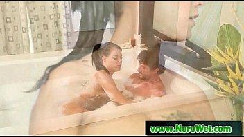 horny massage feels Wife rimm bbc