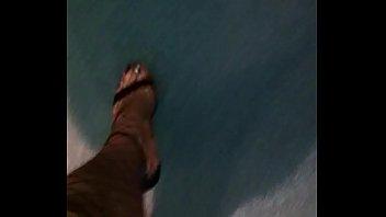 heels in high cum feet on Annie webcam dildo polish