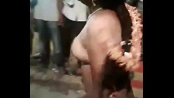 stage village indian nude dance Swathi naidu fuck move