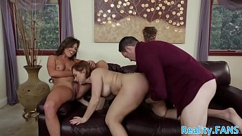 milf on young squirting guy Beuty tide up