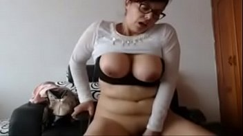 dildo webcam bella latina Punk girl cum splattered