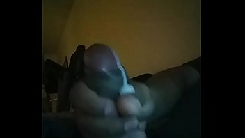 and horny turkish cum masturbation man very Wife sucking male tits
