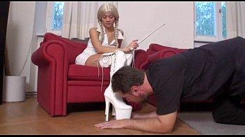 in on cum feet high heels Lusty blonde natasha starr sticky facial after deep throat