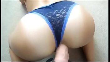 anna stuffed ass her 00 gets Ben dover threesomes