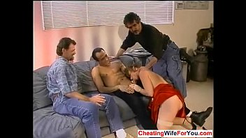 elaine cuckold indoors wife Charming hottie is slurping studs wang hungrily