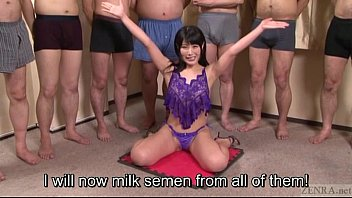 subtitled game japanese show Emma starr and asian guy
