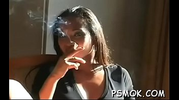 tease femdom smoking joi6 Hot mom and dugter kissing sex moves
