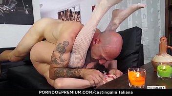 mature upskirt anal Crossdresser in silk panties fist fucked