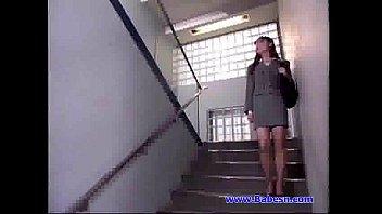 fuck censored office lady p1 asian Thai versus huge cock